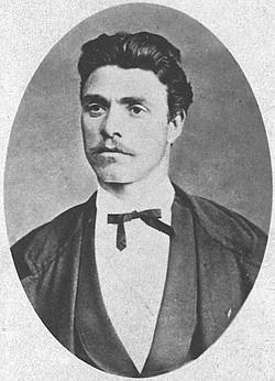 Васил Левски портретна снимка