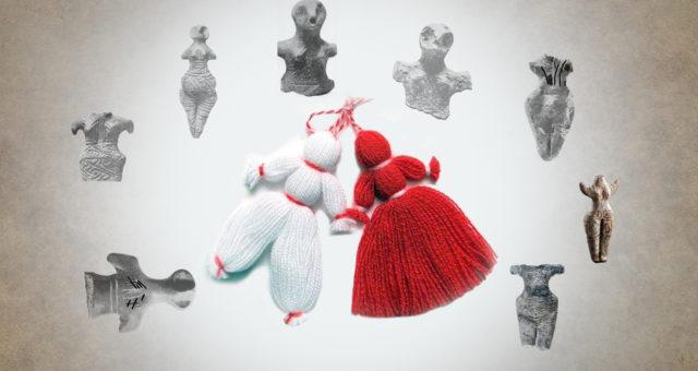 Мартениците и техният древен произход